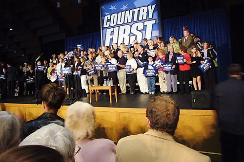 McCain-Palin Rally 022
