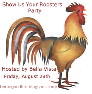 Rooster Party Icon by Ron