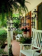 Rhondi's Porch Party 2010